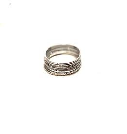 ZAG Bijoux ZAG Bijoux - 7 losse ringen zilver
