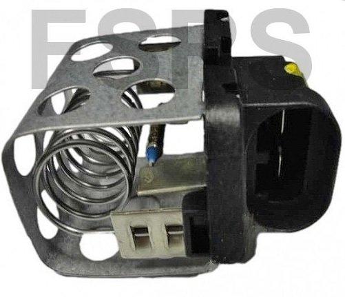 Resistor radiator fan Opel Vivaro-A