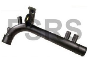 AM Pijp koelvloeistof Opel Corsa-B Tigra-A C14SEL X14XE C16SEL C16XE X16XE