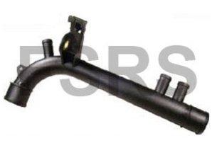 AM Pipe coolant Opel Corsa-B Tigra-A C14SEL X14XE C16SEL C16XE X16XE