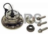AM Wielnaaf voorzijde + ABS sensor Opel Signum / Vectra-C