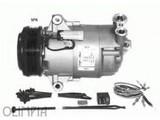 AVA Compressor assy air conditioning Opel Astra-G / Astra-H / Meriva-A / Zafira-B
