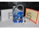 Service package Opel Astra-H / Zafira-B 1.2 / 1.4 / 1.6 / 1.8 petrol