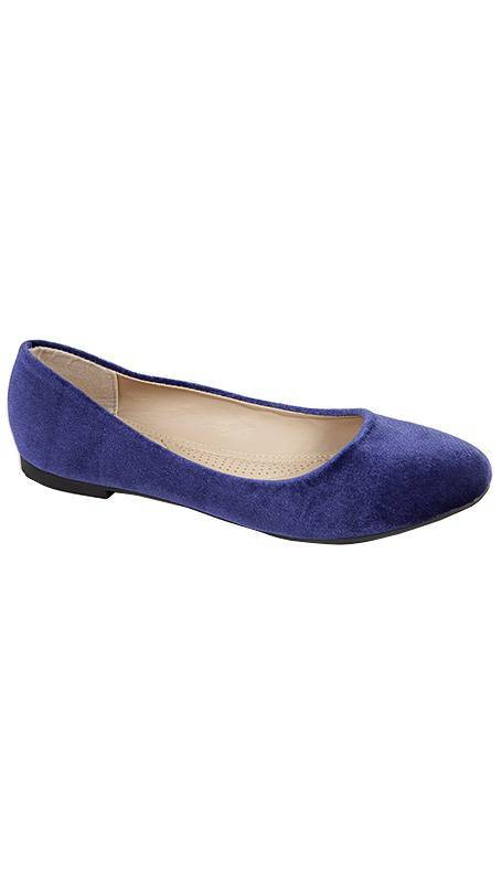 Blauwe ballerina 2018105