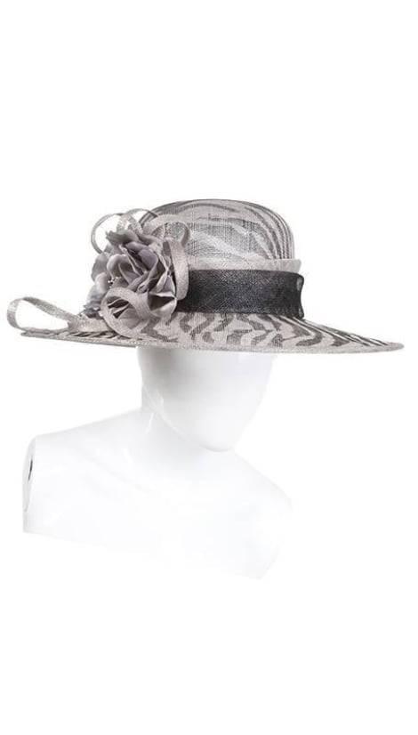 Elegante zebra dameshoed