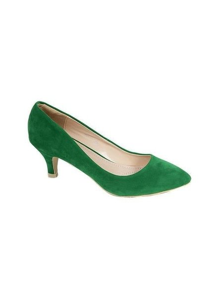 Pumps Groen 201937