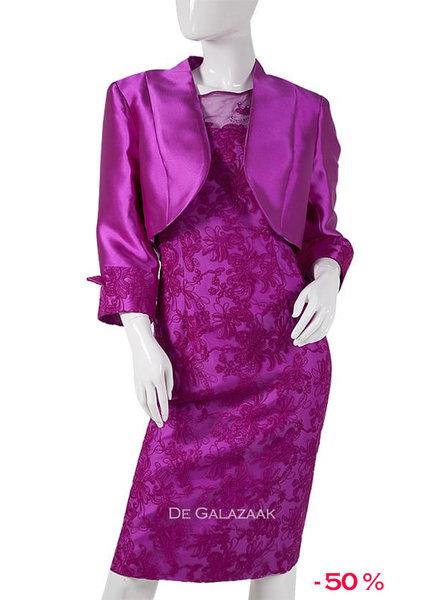 Bruidsmoeder pakje in fuchsia roze-202101