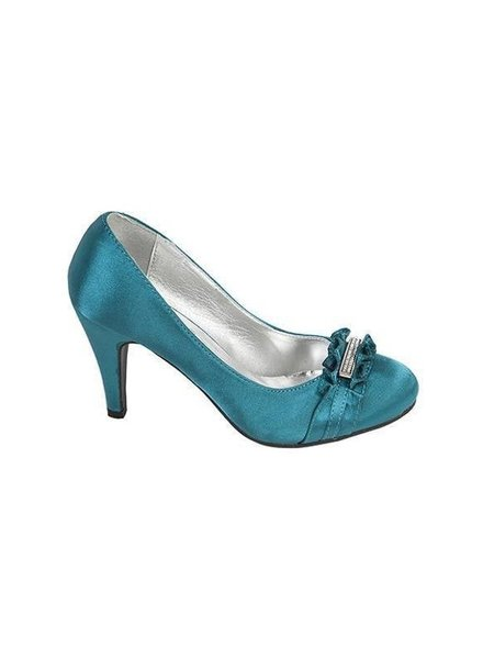 pumps in turquoise - 202139