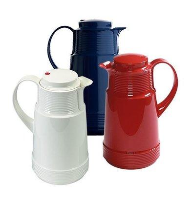 CHRselect Pot Isothermique Plastique | 1 Litre | Disponibles en 3 Couleurs