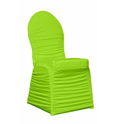 Unicover Housse de Chaise Banquet CORE | Vert Anis | Taille Unique