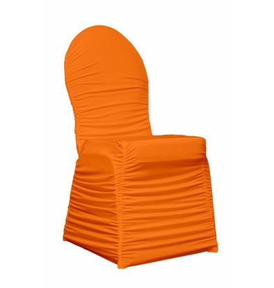 Unicover Housse de Chaise Banquet CORE | Orange | Taille Unique