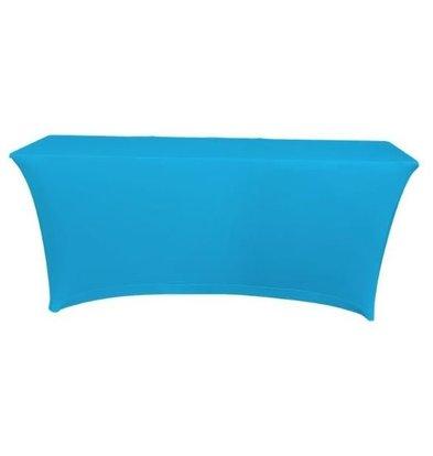 Unicover Housse de Table Banquet SATURN | Turquoise | Disponibles en 2 Tailles