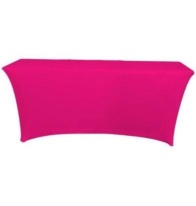 Unicover Housse de Table Banquet SATURN | Rose | Disponibles en 2 Tailles