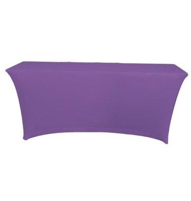 Unicover Housse de Table Banquet SATURN | Lavande | Disponibles en 2 Tailles