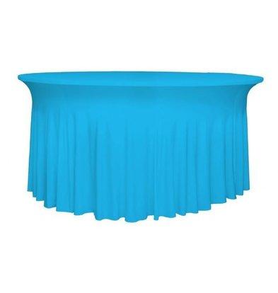 Unicover Housse de Table Banquet DELUXE | Turquoise | Disponibles en 3 Tailles