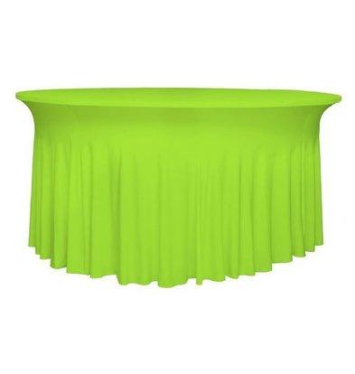 Unicover Housse de Table Banquet DELUXE | Vert Anis | Disponibles en 3 Tailles