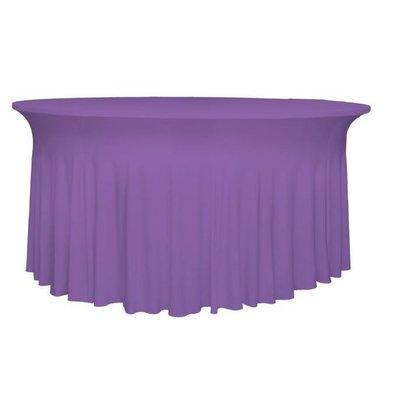 Unicover Housse de Table Banquet DELUXE | Lavande | Disponibles en 3 Tailles