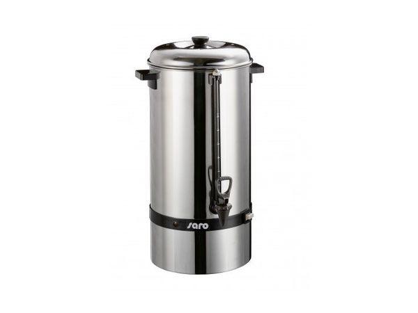 Saro Percolateur INOX | 100 Tasses | 15 Litres