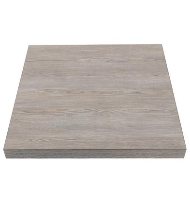 CHRselect Plateau de Table Vintage Wood | 70x70cm