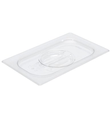 CHRselect Couvercle Polycarbonate | Gastro M | GN 1/4