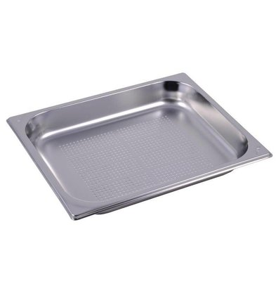 CHRselect Bac Gastronorme Perforé   1/2GN - 65mm