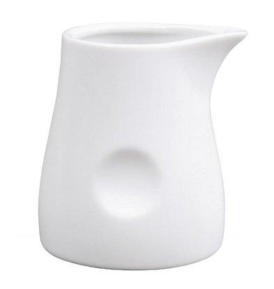 CHRselect Pot à Lait Alvéolé   Porcelaine   170ml   Par 6 Pièces