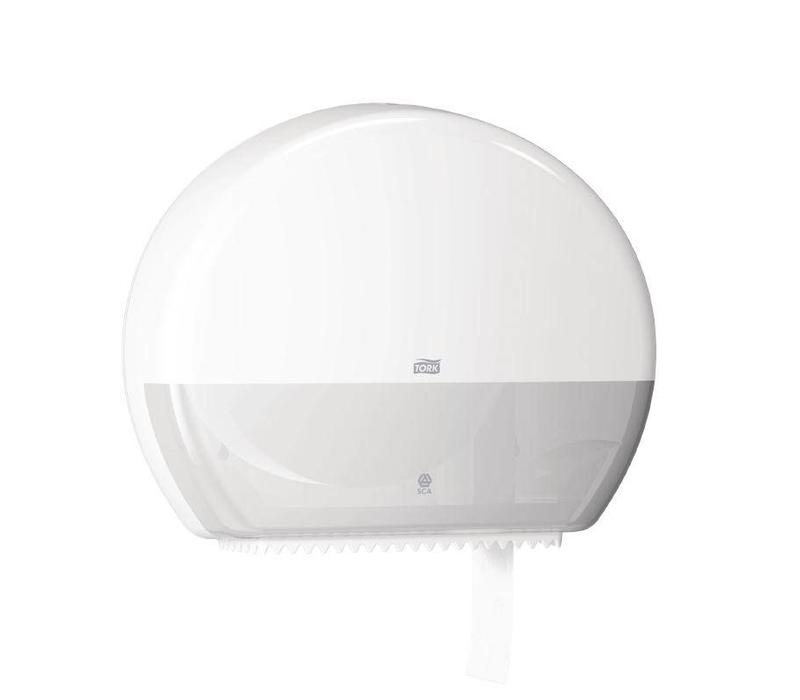 CHRselect Distributeur de Papier Toilette   Tork Jumbo   437x133x360(h)mm