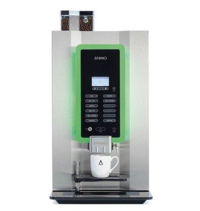 Animo Optibean 3 XL NG | Machine à Café en Grain | 2 Bacs | Disponibles en 3 Couleurs