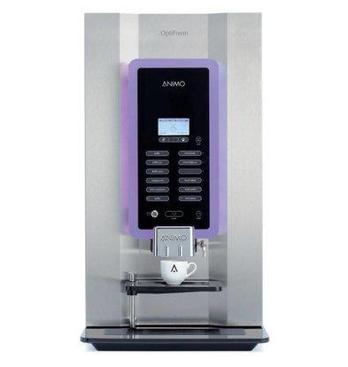 Animo Optifresh 2 NG | Machine à Café Filtre Frais | 1+1 Bacs | Disponibles en 3 Couleurs