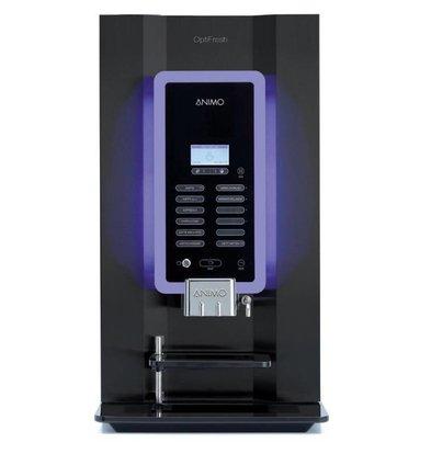 Animo Optifresh 1 NG | Machine à Café Filtre Frais | 1 Bac | Disponibles en 3 Couleurs