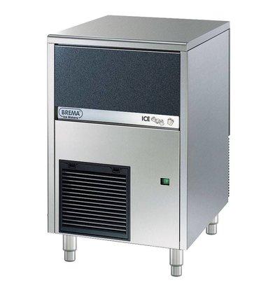 Brema Machine à Glaçons 33kg/24h | Stockage 16kg | Brema CB 316