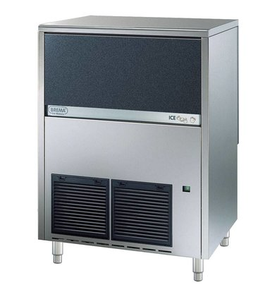 Brema Machine à Glaçons 90kg/24h | Stockage 55kg | Brema CB 955