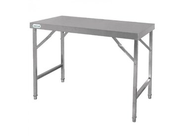 Tables de Travail INOX - Pliable