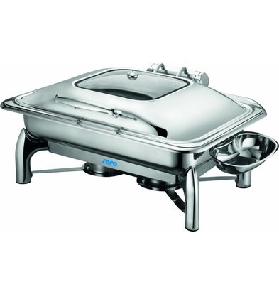 Saro Chafing Dish Induction | GN1/1 - 9 Litres