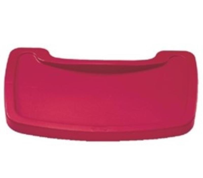 Rubbermaid Tablette pour Chaise Haute | Rubbermaid | Rouge