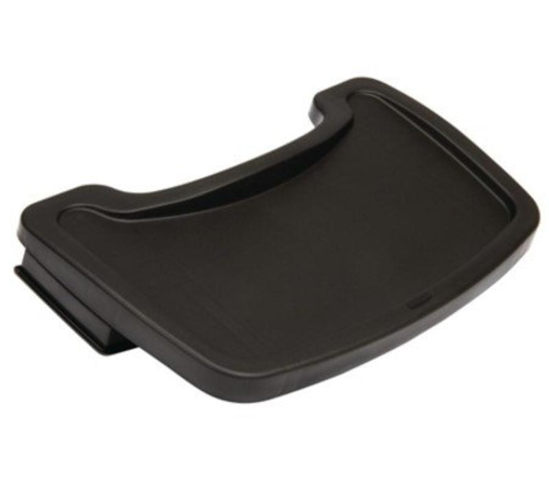 Rubbermaid Plateau Noir pour Chaise Haute | Rubbermaid