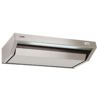 CHRselect Hotte Inox | Interrupteur 3 Positions | 120W | 520x600x170(h)mm