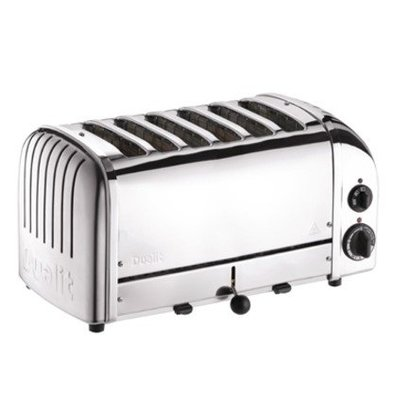 Dualit Grille-Pain Dualit | 6 Fentes | 3000W | 195 Tranches/Heure