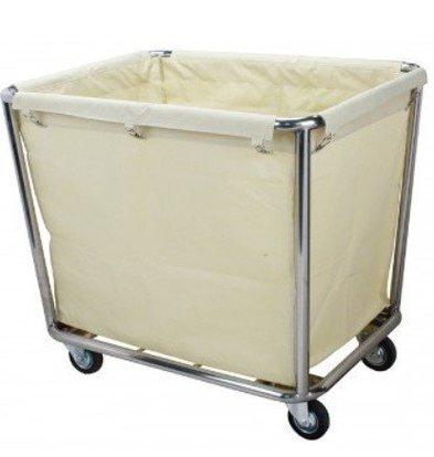 Saro Chariot Blanchisserie INOX | 900x650x850(h)mm