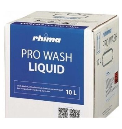 Rhima Liquide vaisselle  | 10 litres Pro Wash Liquid | Bag in Box |