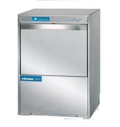 Rhima Lave-Vaisselle 50x50cm | Rhima DR50iS | Double Paroi, Isolé | Doseur de Rinçage + Adoucisseur