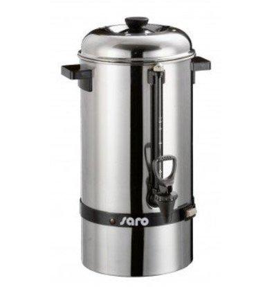 Saro Percolateur INOX | 48 Tasses | 6,8 Litres