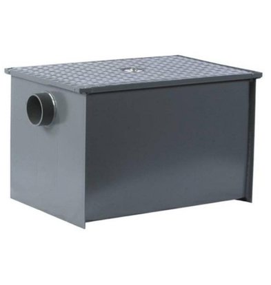 Combisteel Déshuileur INOX | 27 Litres/minute | Capacité 7kg
