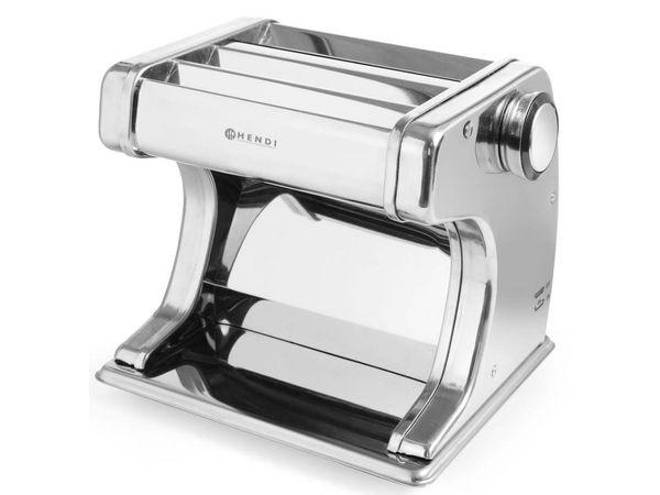 Hendi Machine à Pâtes Éléctrique | Épaisseur de 0,2 à 2,5  mm | 258x218x(H)232mm