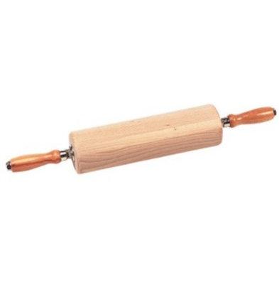 Emga Rouleau à Pâte | Hêtre | Disponibles en 3 Tailles