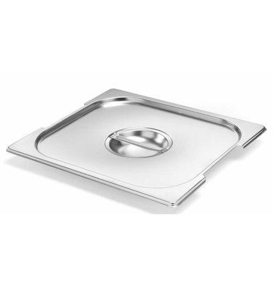 Hendi Couvercle Gastronorme pour Bacs GN 1/1 | 530x325mm