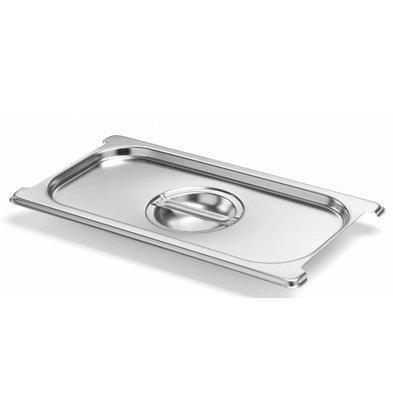 Hendi Couvercle Gastronorme pour Bacs GN 1/2 | 325x265mm