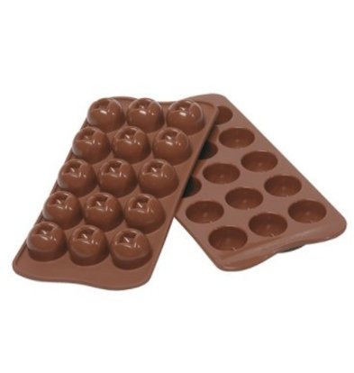 Emga Moule à Chocolat IMPERIAL | Silicone | 220x110mm