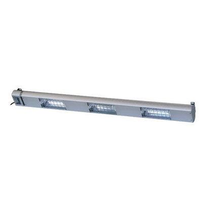 Roband Lampe Chauffante à Quartz | 3 Lampes Integrées/ 1050W | Dim. 1200mm | avec Intérrupteur!