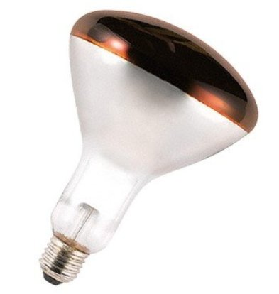 Emga Ampoule Infrarouge | 250W | Rouge